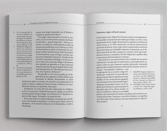sergiohp, diseño y maquetación de libro Unamuno