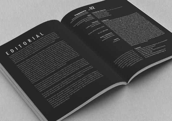 sergiohp, diseño y maquetación revista Tagaste