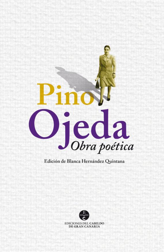 sergiohp, editorial, diseño de portada libro Pino Ojeda, obra poética